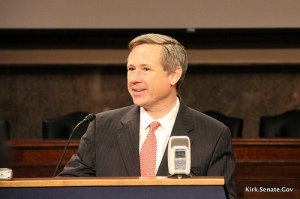 Sen. Mark Kirk Courtesy U.S. Senate